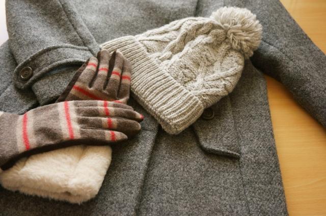 冬服はワキガのにおいを吸収する