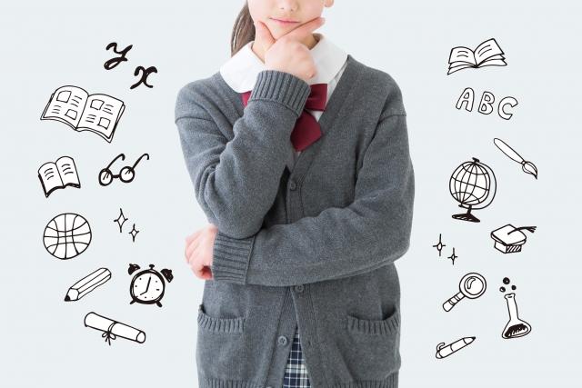 学校生活とワキガ